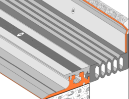 ESOFLAT TPK-produit du catalogue Esope Continental